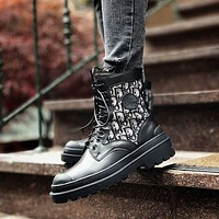 DIOR EXPLORER ANKLE BOOTS Shoes