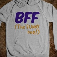 BFF - The Funny One Hoodie - Connected Universe