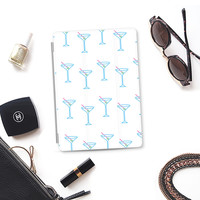 Neon Martini Pattern iPad Air 2 cover by Kanika Mathur | Casetify