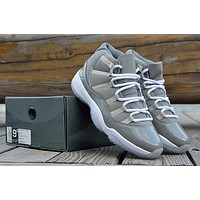 Air Jordan retro 11 concord mens basketball shoes sneakers Outdoor sports shoes all sizes