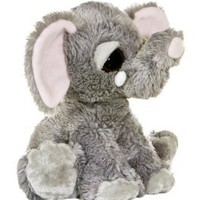 "Aurora Plush 10"" Dreamy Eyes Elephant ""Trumpet"""