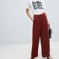 Warehouse Wide Leg Pant at asos.com