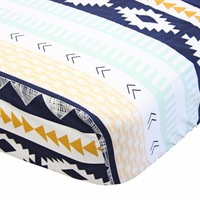 Arid Horizon Aztec - Crib Sheet
