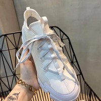 Dior Women Fashion Sport Sneakers Shoes
