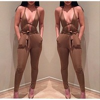 Demi Luxury Romper