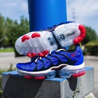 Nike Air VaporMax Plus ¡°Racer Blue/University Red¡±-1