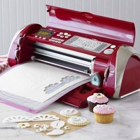 Cricut Cake Personal Electronic Cutter, Kitchen Red