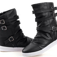 The trend of Korean men's casual boots size 789
