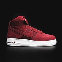 HCXX NIKE - Men - Air Force 1 High - Red/White