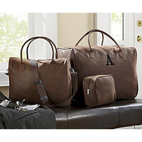 Rugged Travels Mens Luggage 3-Piece Set