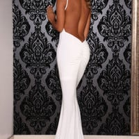 Chile Gown White