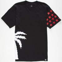 Blvd Swag Mens T-Shirt Black  In Sizes