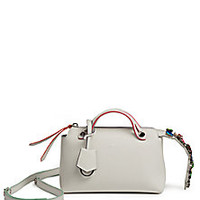 Fendi - By The Way Mini Crystal-Croc-Tail Satchel - Saks Fifth Avenue Mobile