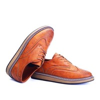 England Style Vintage Casual Summer Men's Shoes = 6450714499