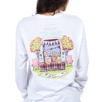 Meet me at the Tailgate - Long Sleeve – Lauren James Co.