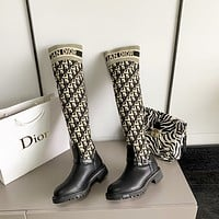 Dior new comfortable boots