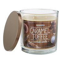 SONOMA Goods for Life™ Caramel Toffee 14-oz. Jar Candle