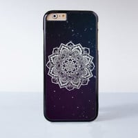 Mandala Star Night Plastic Case Cover for Apple iPhone 4 4s 5 5s 5c 6 6s Plus