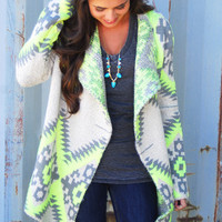 Northern Lights Cardigan