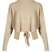 Renee tie-back sweater | Khaite | MATCHESFASHION.COM US