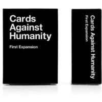 Amazon.com: Cards Against Humanity: First Expansion: Toys & Games