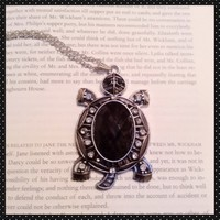 Turtle pendant necklace {buy 3 get one free deal}