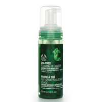 Cleansers   Tea Tree Skin Clearing Foaming Cleanser   The Body Shop