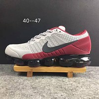 2018 Nike Air VaporMax cdg Airmax White/Red Sport Shoe US8-13