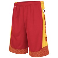 Majestic Kansas City Chiefs Strong Will Synthetic Shorts