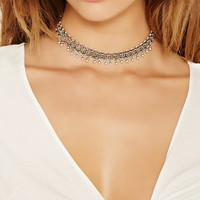 Ornate Etched Choker
