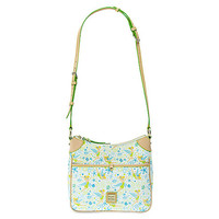 Disney Tinker Bell Floral Crossbody Bag by Dooney & Bourke New with Tags