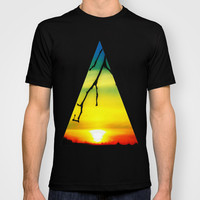 Sundown Spectrum T-shirt by DuckyB (Brandi)