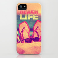 Beach Life - for iphone iPhone & iPod Case by Simone Morana Cyla