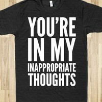Inappropriate Thoughts(DARK)