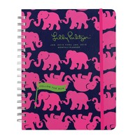 Lilly Pulitzer Monthly Planner - Tusk in Sun