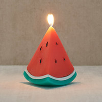 Sunnylife Watermelon Candle | Urban Outfitters