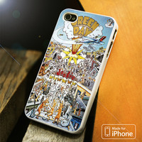 Green Day Dookie Poster iPhone 4(S),5(S),5C,SE,6(S),6(S) Plus Case