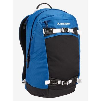 Burton - Day Hiker 28L Classic Blue Ripstop Backpack