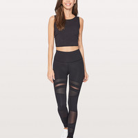 Wunder Under Hi-RIse Tight *Mix & Mesh 28"