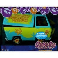 Scooby-Doo, Where Are You!: The Complete Series (8 Discs) (Mystery Machine Packaging) (Dual-layered DVD)