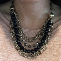Mia Inspirations Mulit-Chain Necklace