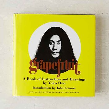 Grapefruit: A Book Of Instructions And Drawings By Yoko Ono- Assorted One
