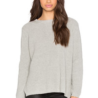 525 america Emma Sweater in Heather Grey