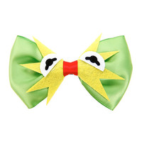 The Muppets Kermit Cosplay Bow