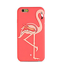 Kate Spade New York - Flamingo Silicone iPhone 6 Case - Saks Fifth Avenue Mobile