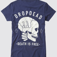 Death is Free T-Shirt