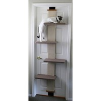 Amazon.com: SmartCat Multi-Level Cat Climber: Pet Supplies