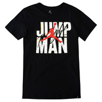 Jordan Woman Men Fashion Casual Sports Shirt Top Tee