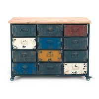 Paintbox Cabinet - Moe's Home Collection