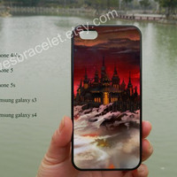 Dark Castle iPhone 5 case,iPhone 5C case,Iphone 5 cover,iPhone 5S case,Samsung Galaxy S3 S4,iPhone 4 Case,Iphone 4 cover,iPhone 4S-357I2